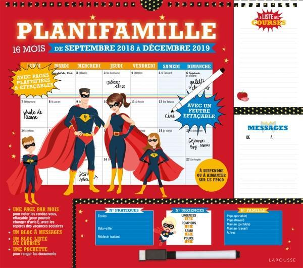PLANIFAMILLE 2019